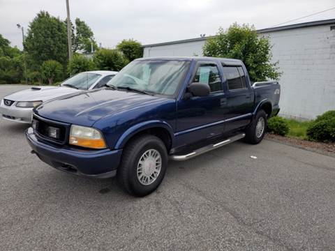 2001 GMC Sonoma for sale in Greensboro, NC