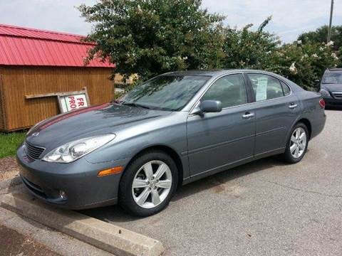 2005 Lexus ES 330 for sale at YOUR WAY AUTO SALES INC in Greensboro NC