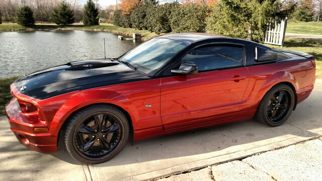 2008 Ford Mustang for sale at Exclusive Automotive in West Chester OH