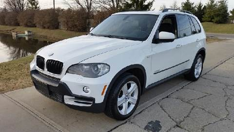 2009 BMW X5 for sale at Exclusive Automotive in West Chester OH