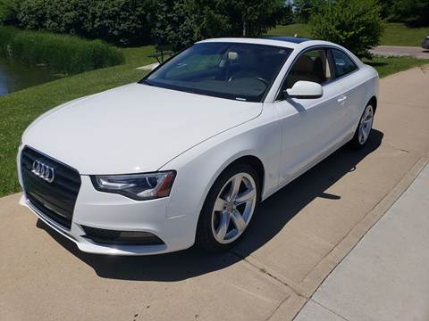 2013 Audi A5 for sale at Exclusive Automotive in West Chester OH