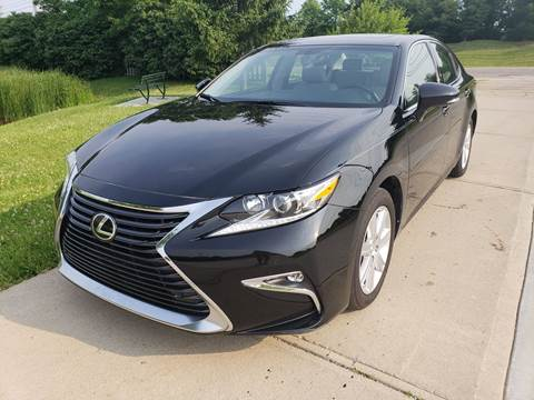 2016 Lexus ES 350 for sale at Exclusive Automotive in West Chester OH