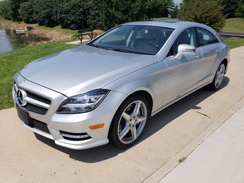 2013 Mercedes-Benz CLS for sale at Exclusive Automotive in West Chester OH