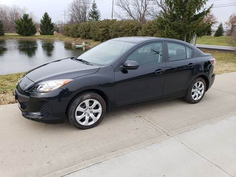 2012 Mazda MAZDA3 for sale at Exclusive Automotive in West Chester OH