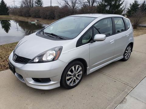 2012 Honda Fit for sale at Exclusive Automotive in West Chester OH