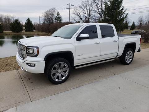 2017 GMC Sierra 1500 for sale at Exclusive Automotive in West Chester OH