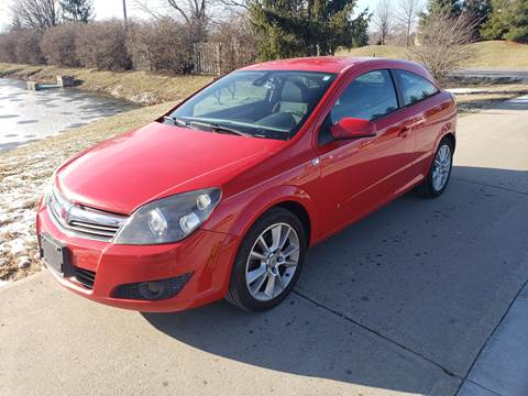 2008 Saturn Astra for sale at Exclusive Automotive in West Chester OH