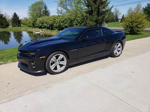 2014 Chevrolet Camaro for sale at Exclusive Automotive in West Chester OH