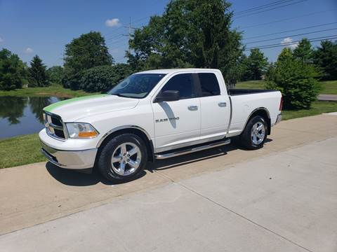 2012 RAM Ram Pickup 1500 for sale at Exclusive Automotive in West Chester OH