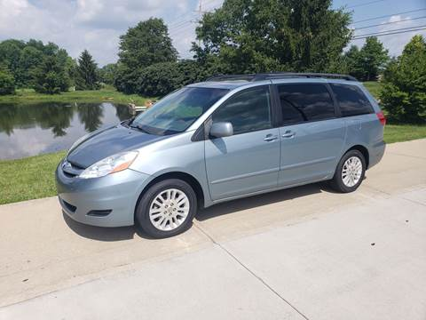 2008 Toyota Sienna for sale at Exclusive Automotive in West Chester OH