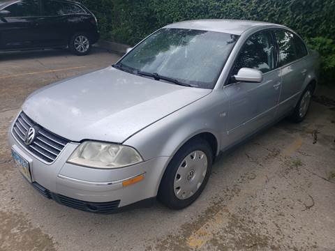 2004 Volkswagen Passat for sale at Exclusive Automotive in West Chester OH