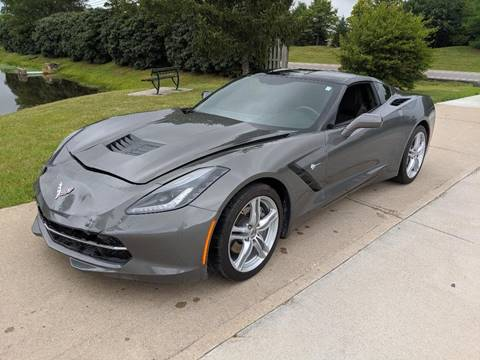 2016 Chevrolet Corvette for sale at Exclusive Automotive in West Chester OH