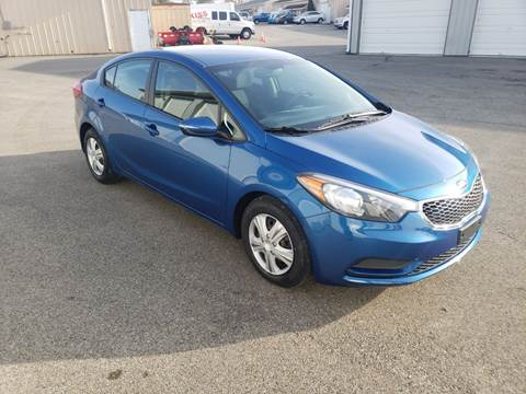 2015 Kia Forte for sale at Exclusive Automotive in West Chester OH