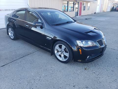 2009 Pontiac G8 for sale at Exclusive Automotive in West Chester OH