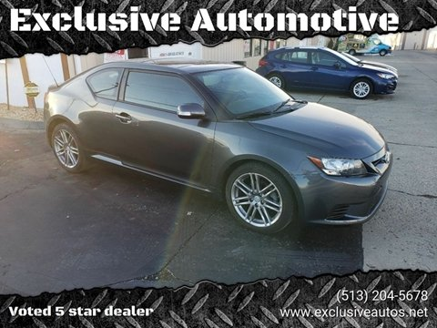 2011 Scion tC for sale at Exclusive Automotive in West Chester OH