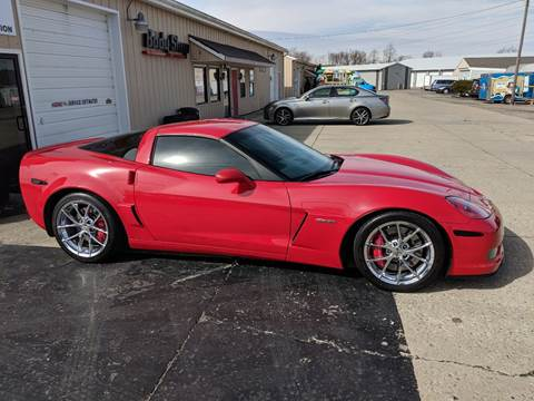 2006 Chevrolet Corvette for sale at Exclusive Automotive in West Chester OH