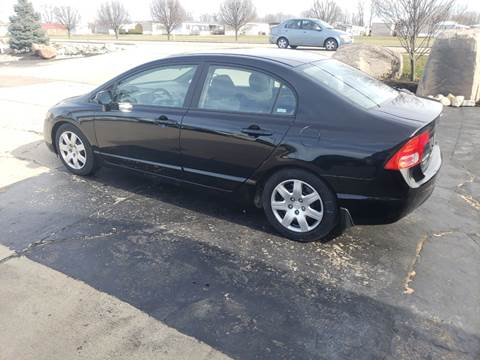 2008 Honda Civic for sale at Exclusive Automotive in West Chester OH