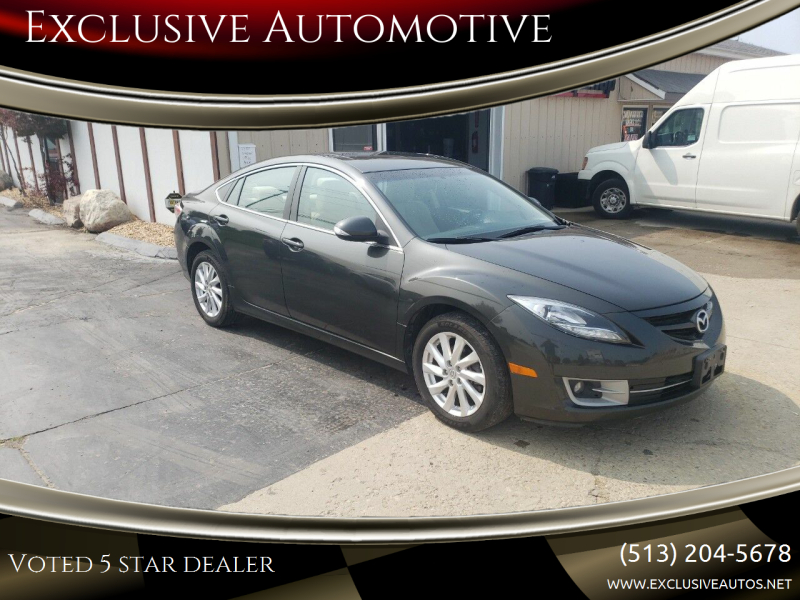 2012 Mazda MAZDA6 for sale at Exclusive Automotive in West Chester OH