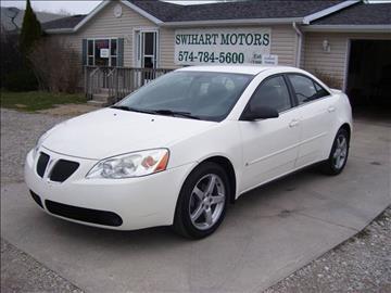 2007 Pontiac G6 for sale in Lapaz, IN
