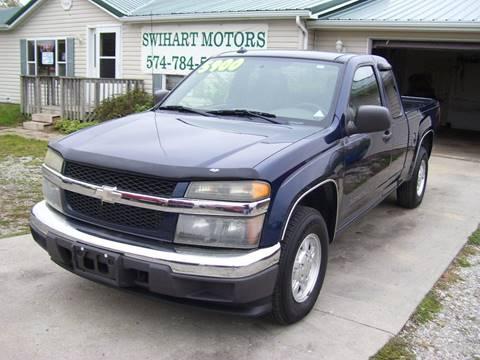 2004 Chevrolet Colorado for sale in Lapaz, IN