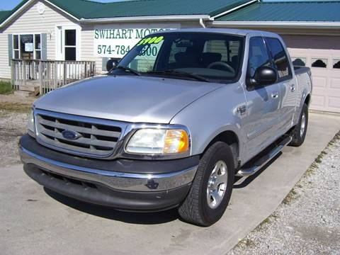 2003 Ford F-150 for sale in Lapaz, IN