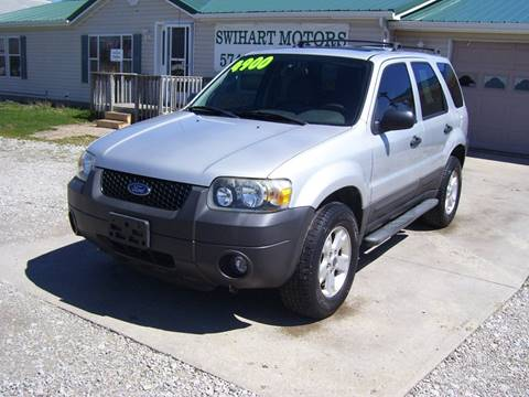 2006 Ford Escape for sale in Lapaz, IN