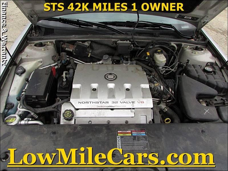 2002 Cadillac Seville Sts 4dr Sedan In Burr Ridge Il A1 Auto Sales