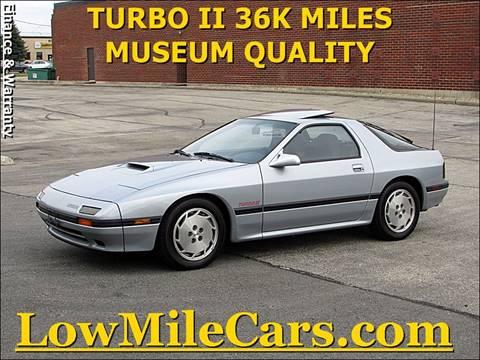 1987 Mazda RX-7 for sale in Burr Ridge, IL