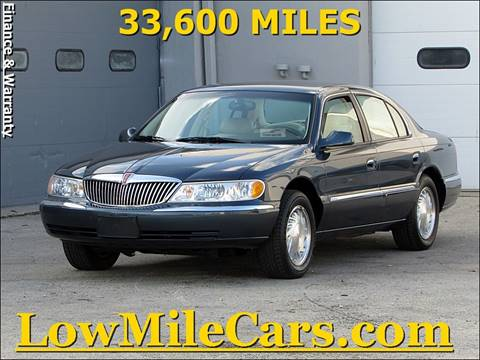 1998 Lincoln Continental for sale in Burr Ridge, IL