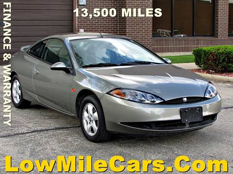 Used 1999 Mercury Cougar For Sale Carsforsale Com