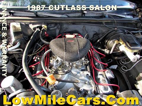 1987 Oldsmobile Cutlass Salon 2dr Coupe In Burr Ridge IL