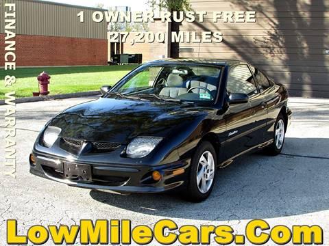 2000 Pontiac Sunfire for sale in Burr Ridge, IL