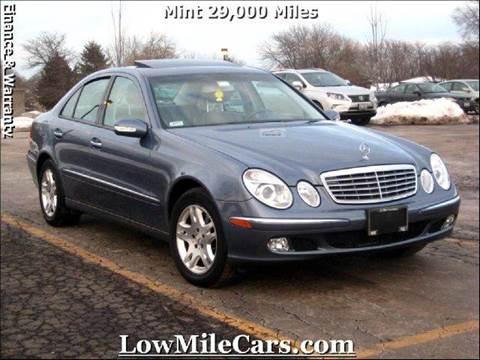 2005 Mercedes-Benz E-Class for sale at A1 Auto Sales in Burr Ridge IL