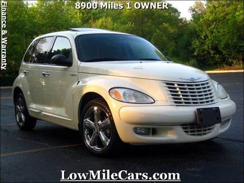2004 Chrysler PT Cruiser for sale at A1 Auto Sales in Burr Ridge IL