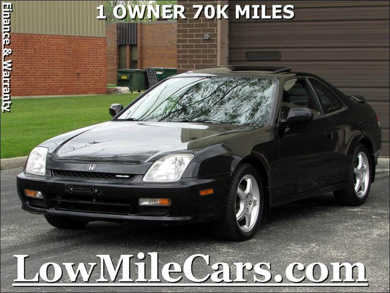 2001 honda prelude type sh 2dr coupe in burr ridge il a1 auto sales. Black Bedroom Furniture Sets. Home Design Ideas