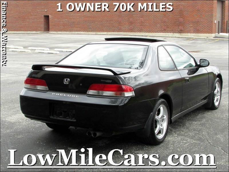 2001 Honda Prelude Type SH 2dr Coupe In Burr Ridge IL - A1 Auto Sales