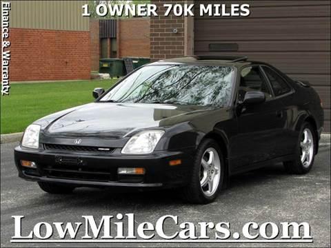 2001 Honda Prelude for sale at A1 Auto Sales in Burr Ridge IL