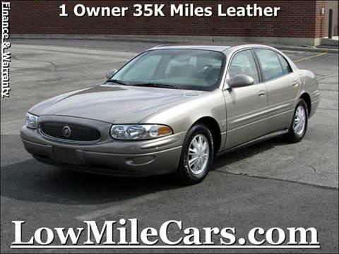 2004 Buick LeSabre for sale at A1 Auto Sales in Burr Ridge IL