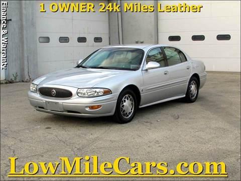 2003 Buick LeSabre for sale at A1 Auto Sales in Burr Ridge IL