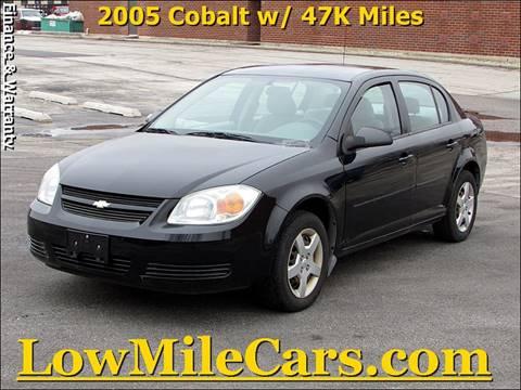 2005 Chevrolet Cobalt for sale in Burr Ridge, IL