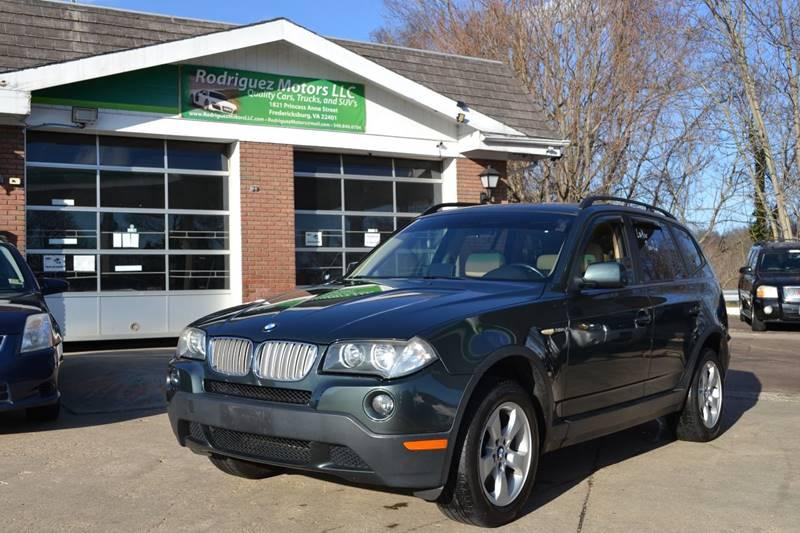 BMW X For Sale CarGurus - Blue bmw x3
