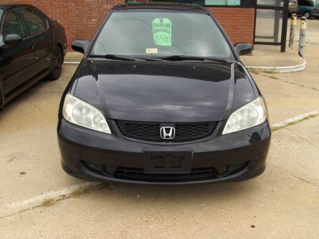2005 Honda Civic for sale at RODRIGUEZ MOTORS LLC in Fredericksburg VA