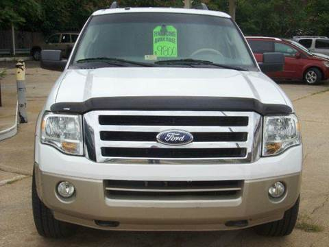 2007 Ford Expedition EL for sale at RODRIGUEZ MOTORS LLC in Fredericksburg VA
