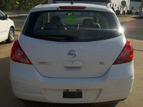 2007 Nissan Versa for sale at RODRIGUEZ MOTORS LLC in Fredericksburg VA
