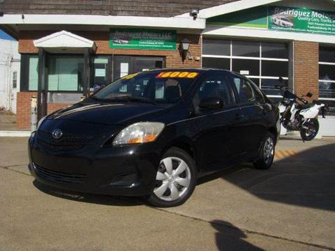 2008 Toyota Yaris for sale at RODRIGUEZ MOTORS LLC in Fredericksburg VA