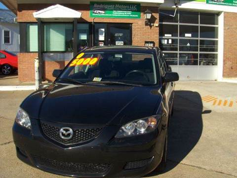 2006 Mazda MAZDA3 for sale at RODRIGUEZ MOTORS LLC in Fredericksburg VA