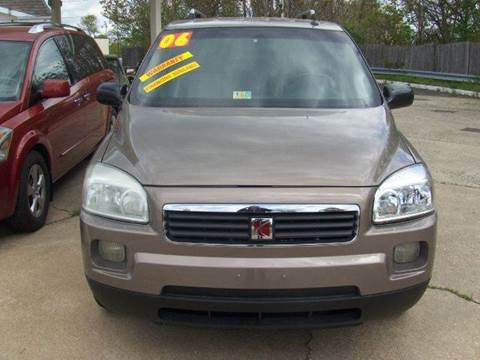 2006 Saturn Relay for sale at RODRIGUEZ MOTORS LLC in Fredericksburg VA