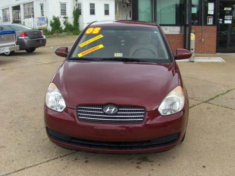 2008 Hyundai Accent for sale at RODRIGUEZ MOTORS LLC in Fredericksburg VA
