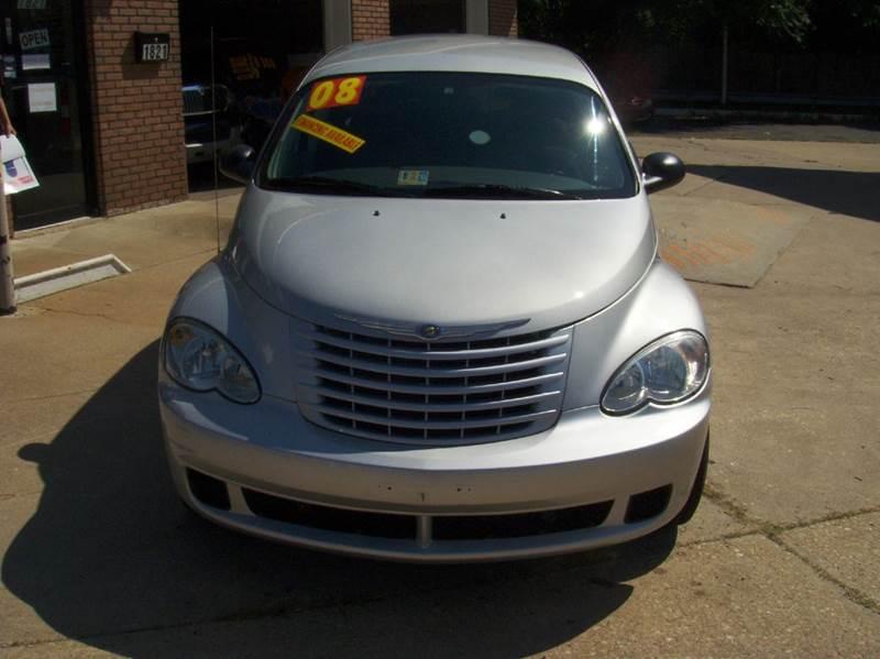 2008 Chrysler PT Cruiser for sale at RODRIGUEZ MOTORS LLC in Fredericksburg VA