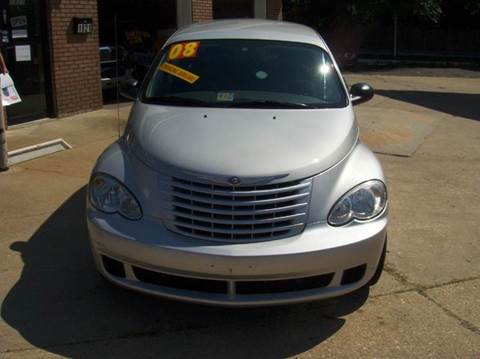 2008 Chrysler PT Cruiser for sale at RODRIGUEZ MOTORS LLC in Fredericksburg VA